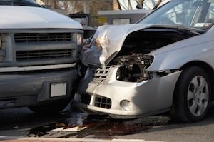 Front Impact Car Accidents